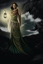 alfie bloom - witch of demon rock